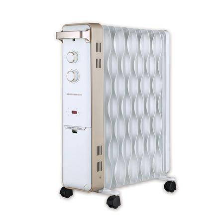 Calorifer electric cu ulei Heinner HCU-S11WGD review