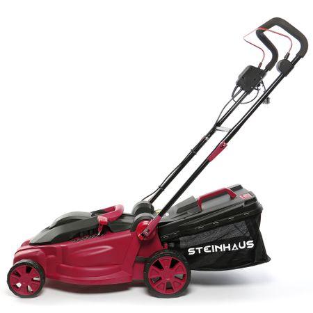 Masina electrica de tuns gazonul Steinhaus PRO-ELM20 review