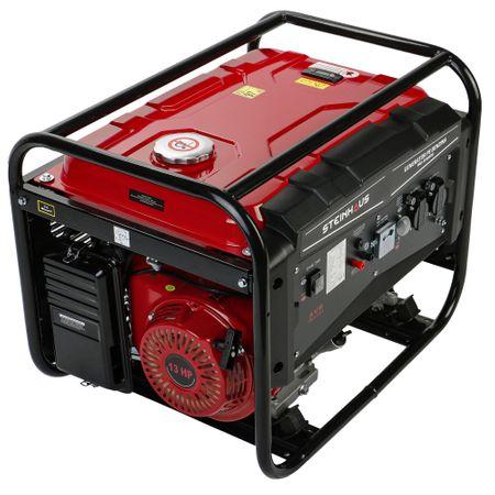 Generator curent electric Steinhaus PRO-GEN5500 Review si Pret